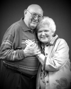 Rev. & Mrs. Ralph Hollandsworth