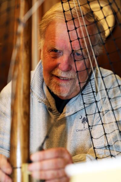 Maritime Artist Terry Geaghan