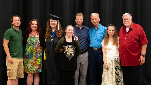 Abigail's Graduation - May 2019