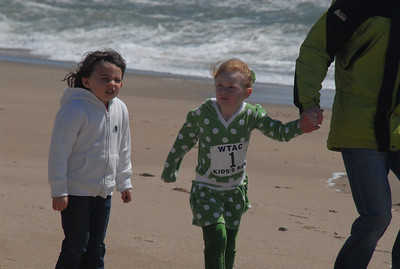 ClamDigger Kids Run 2011