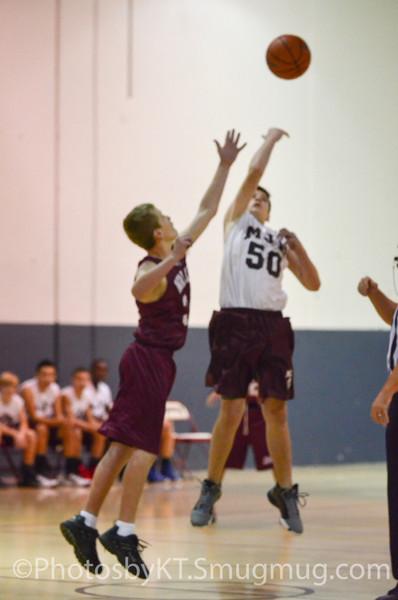 MJH7G vs Waller Boys Basketball