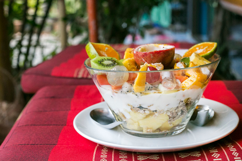Fruit Salad in Thailand