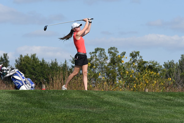 Girls Golf vs Waverly