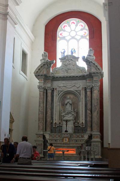 Costa Rica Church