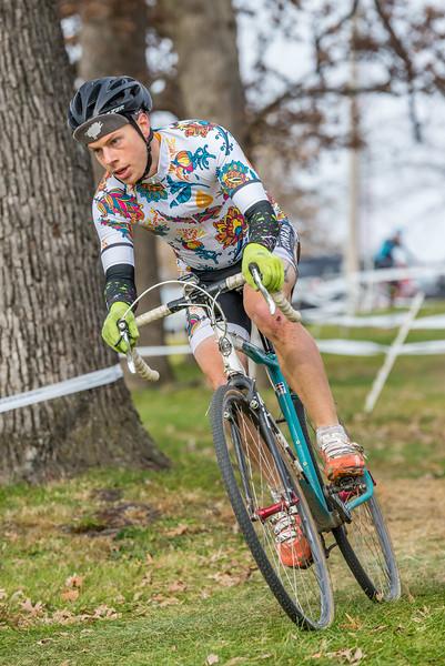 Cat 3 - 2014 Psi-clocross For Life Cyclocross Race