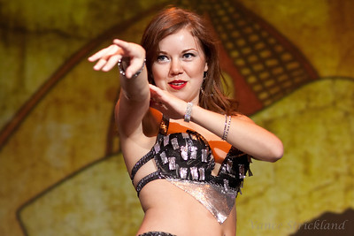 Austin Belly Dance Convention 2011 - Sat Open Stage