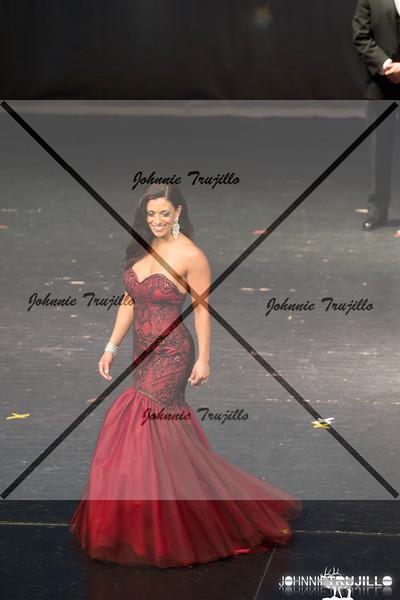 Tara Arellano Evening Wear Mrs. NM US 2014