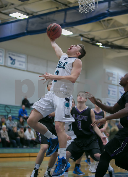 Juan Diego vs Lehi Boys Varsity Basketball
