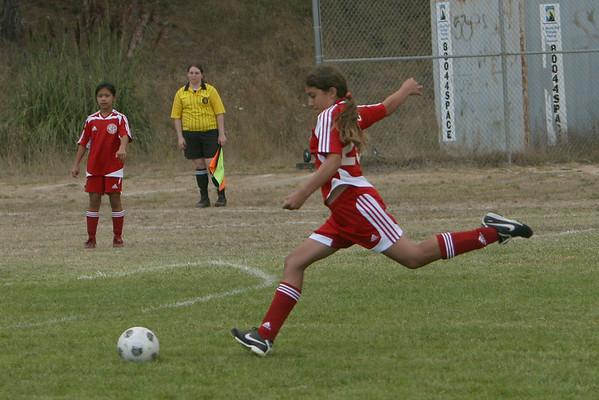 20090823 6th Annual PUSC - Hayward United W(3-1) ______  3rd Place U12G Division
