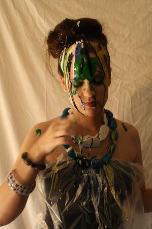 Paint + Bathtub -- Aly H