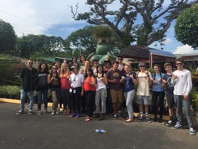 2017 Folsom Costa Rica Program