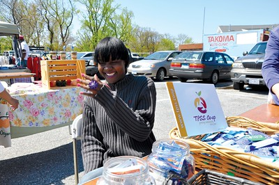 2011 TPSS Earth Day, Takoma Park, Md.