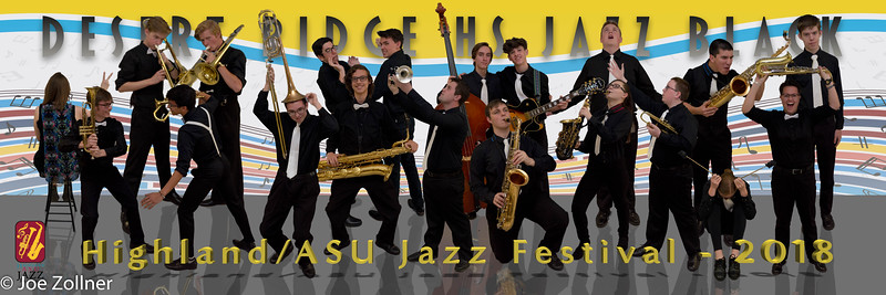 2018 Highland/ASU Jazz Festival