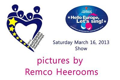2013-0316 EBC2013 Saturday Show
