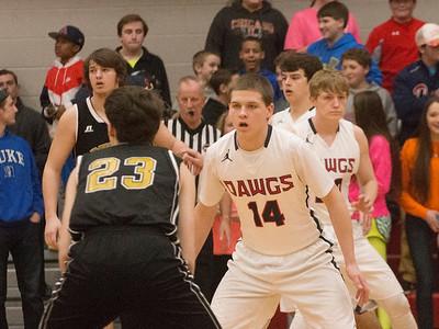 Varisty Boys Basketball Region 2.25