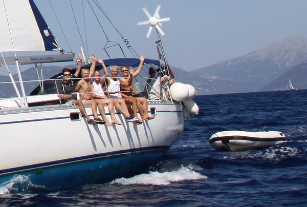 Richard Sail Trip 2