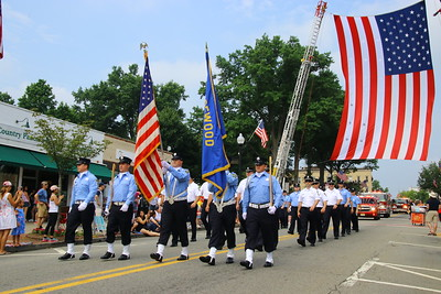 Ridgewood 4th of July Parade 2018