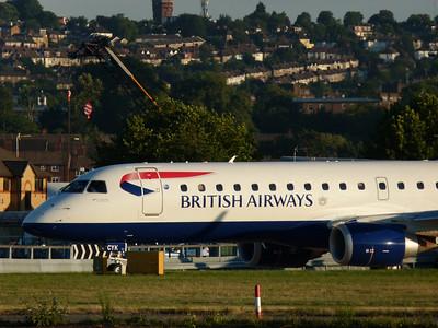 London City Airport (02-09-2013)