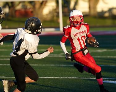 RJB 7th & 8th Grade Football 10-16-18