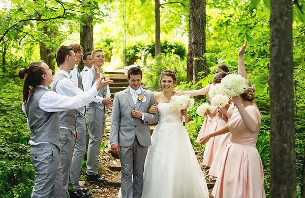 Mr. & Mrs. Jousma