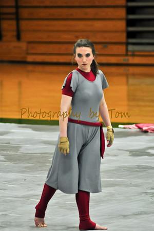Monett HS Winter Guard
