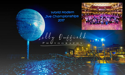 Blackpool World Modern  Jive Championships