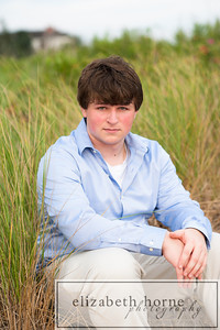 Conor's Senior Portraits