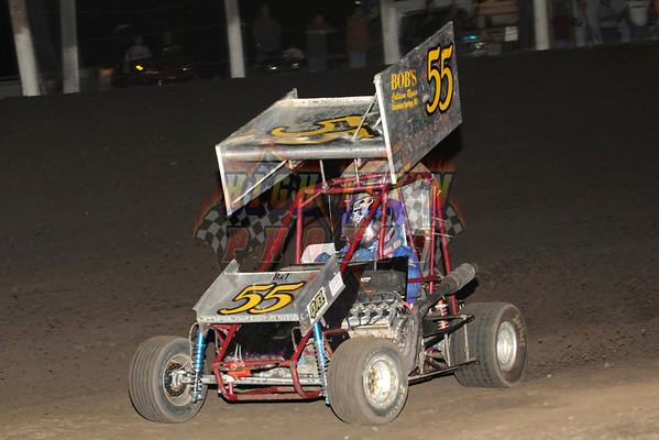 7-17-09 Open Wheel Friday Valley Speedway