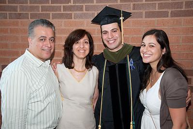 Dimitri Graduation