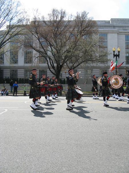 Savannah & DC Parade (March 2008) 349
