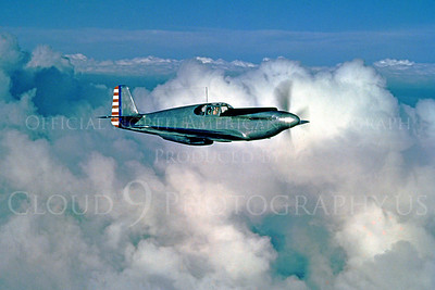 North American Aviation XP-51 Mustang Military Airplane Prototype Pictures