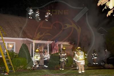 Bay Shore F.D. Signal 13  Richland Blvd.  6/17/18