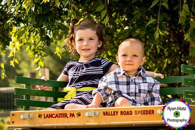 Luke and Sarah Stoner