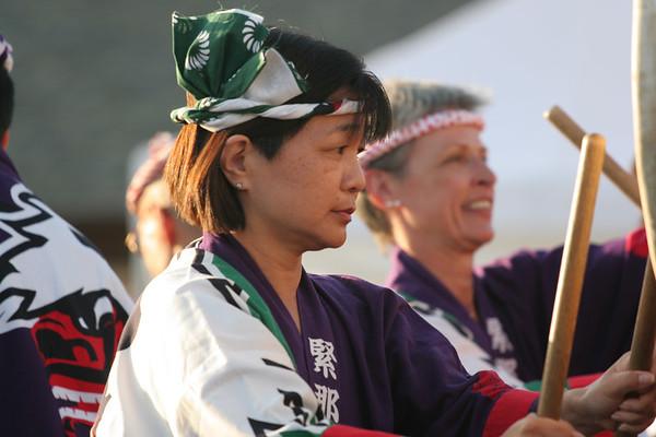 Kinara at Obon 2005