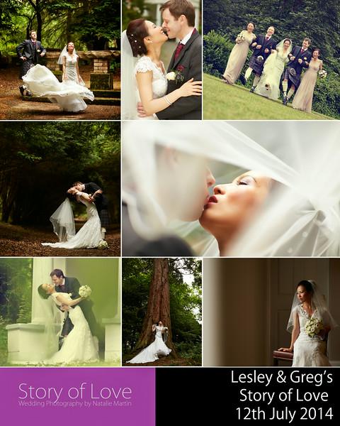 Lesley & Greg's Story of Love