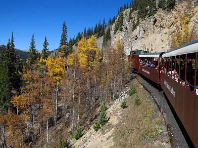2010-09-25 Leadville, Colorado & Southern Railroad
