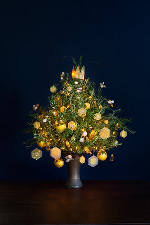 Christmas Tree - 3/17/15