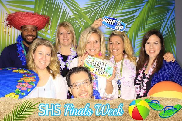 """Stevenson High School """"Finals Week 2018"""""""