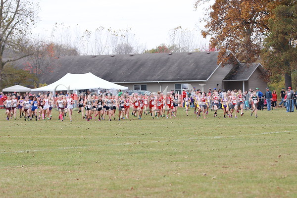10-24-15 Sports D-II Cross Country @ Widewater