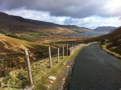 Bicycling Ireland's West Coast + County Mayo