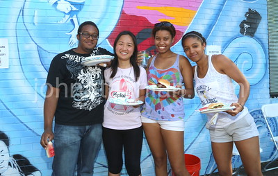 Trinity College - Community Garden Party  - July 10, 2014