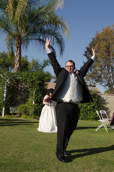 Ashley & Ty wedding