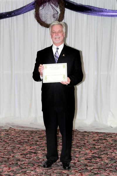 2014 Outstanding New Member - Larry Oberste