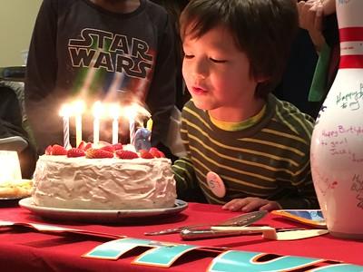 Skylar's 6th Birthday