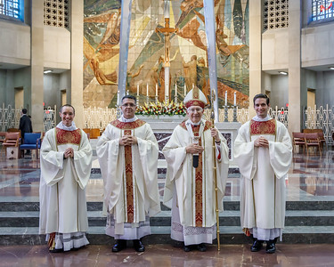 2020 Ordination of Priest and Transitional Deacons