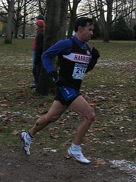 2005 Canadian XC Championships - Arturo