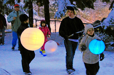 2008 Winter Solstice Celebration