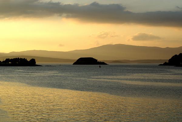 Waverley in the Hebrides 2009