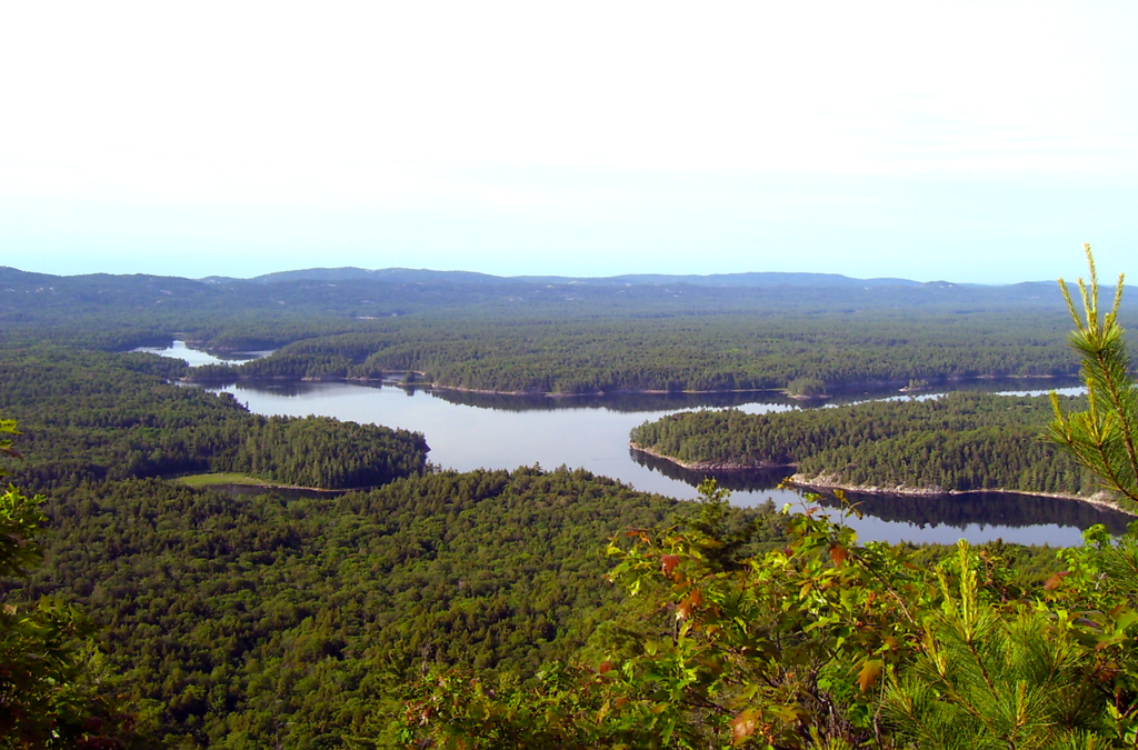 La Cloche Silhouette Trail at Killarney Provincial Park - Best hiking trails in Ontario