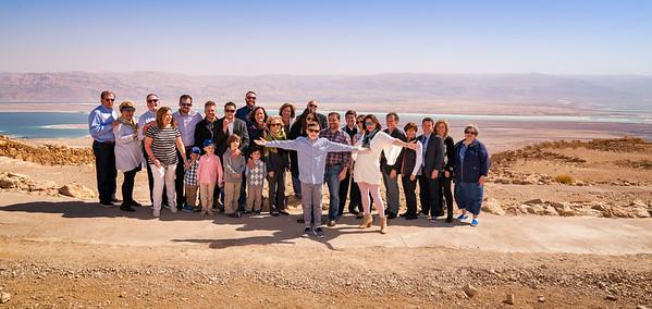 Ceremony at Masada